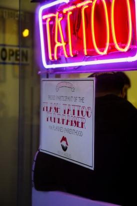 Boartooth Tattoo in Culver City