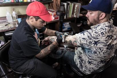 Done at Thunderbird Tattoo